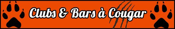 Découvrez les clubs et bars à cougar classés par ville !