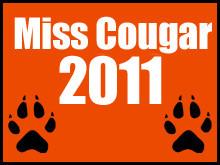 Miss cougar 2011