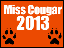 Veroline, miss cougar 2013